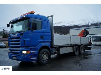 Scania R380 - dropside/ flatbed truck