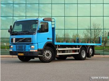 Volvo FH12 340 HP 6X2R FAL8.0 RAL19 RADT-A6S EURO 3 TOP CONDITION HOLLAND TRUCK - dropside/ flatbed truck
