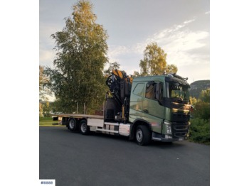 Volvo FH 460 - dropside/ flatbed truck