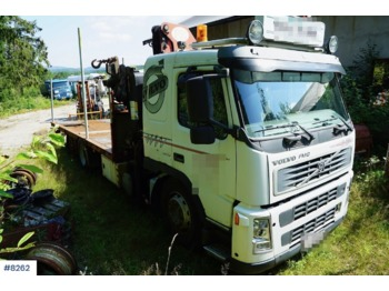 Dropside/ flatbed truck Volvo FM9