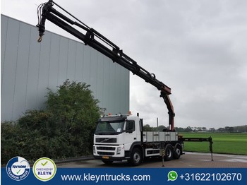 Dropside/ flatbed truck Volvo FM 9.380