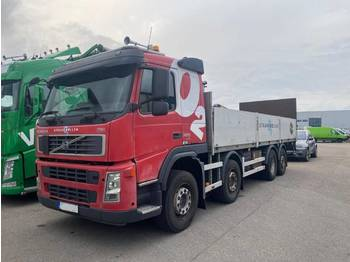 Volvo fm400 8X2 - dropside/ flatbed truck