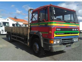 Dropside truck DAF 1900 ATI left hand drive Turbo Intercooler 17.5 ton TELMA