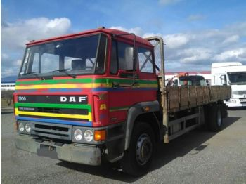 DAF 1900 ATI left hand drive Turbo Intercooler 17.5 ton manual - dropside truck