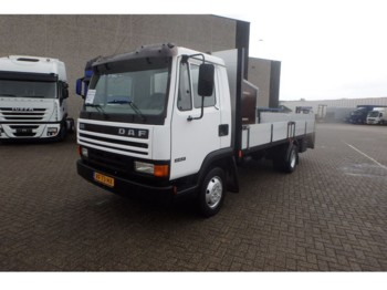 DAF 45.130 + MANUAL - dropside truck