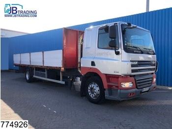 DAF 85 CF 360 Manual, Airco, Borden, euro 4 - dropside truck