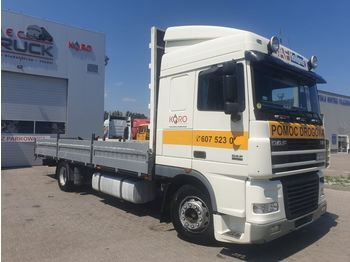 DAF 95 XF 430, Steel /Air, Manual, 10 meter - dropside truck