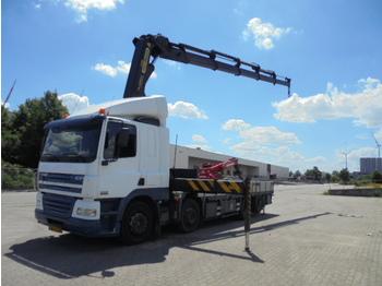 DAF CF85.380 PAFINGER PK42000 - dropside truck