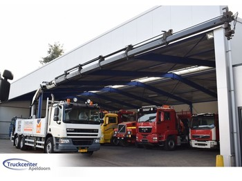 DAF CF 75 - 310, Palfinger PK 27002, Euro 5, 6x2, Manuel - dropside truck