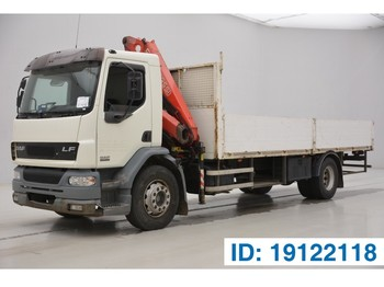 DAF LF55.220 - dropside truck
