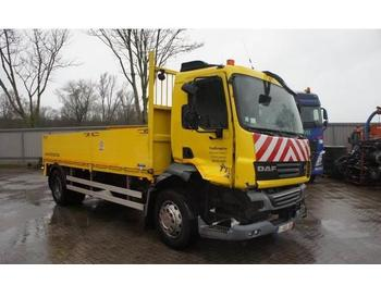 Dropside truck DAF LF55-250 / AUTOMATIC / LOW KILOMETERS / 2011