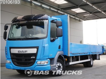 Dropside truck DAF LF 220 4X2 Manual Euro 6: picture 1