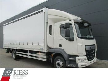 Dropside truck DAF LF 290_16to_PRITSCHE 7,2m_PL._12Gang_AUTOMATIK
