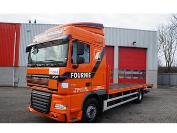 Dropside truck DAF XF105-460 / SPACECAB / MANUAL / RETARDER / EURO-5