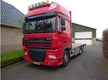 DAF XF105-510 FAR SSC - dropside truck