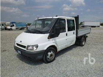 FORD TRANSIT 90T350 Crew Cab - dropside truck