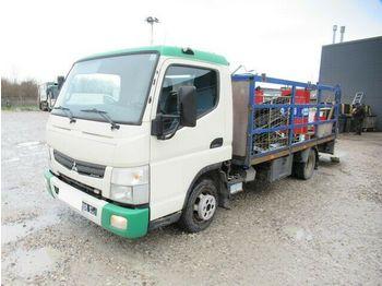 شاحنة مفصلية الجوانب FUSO 3C15AC Pritsche 3.900 mm lang + LBW Zepro 750 Kg