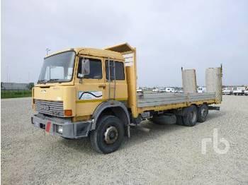 IVECO 180-26 6x2 - dropside truck
