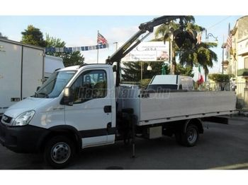 IVECO 35 C 18 - dropside truck