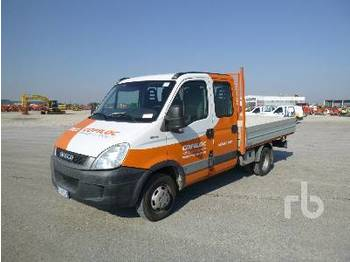 IVECO DAILY 35C15 Crew Cab - dropside truck