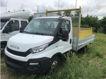 IVECO DAILY 35-170 platós 4.2 m - dropside truck