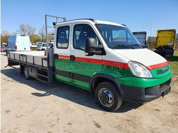 Dropside truck IVECO DAILY 50 C 18 DOKA
