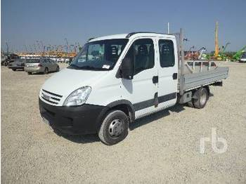 IVECO DAILY Crew Cab - dropside truck