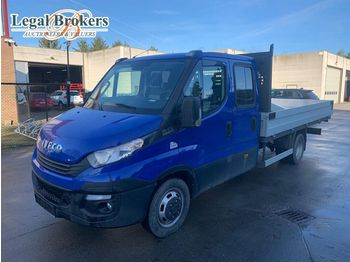 IVECO Daily 35C21 3.0 Turbo - Lichte vracht - dropside truck