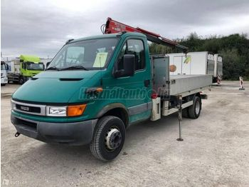 Dropside truck IVECO Daily 65 C 15 Darus Platós