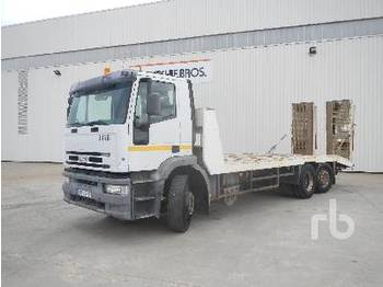IVECO EUROCARGO 6x2 - dropside truck