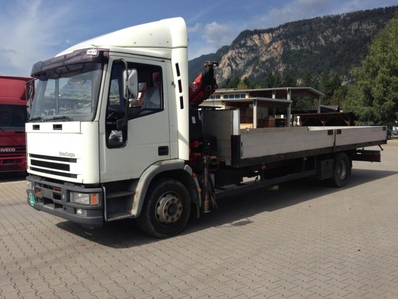 iveco eurocargo 130e23 r p kran fassi f95a22 dropside truck from rh truck1 eu Iveco Eurocargo 2017 Iveco Eurocargo Crane