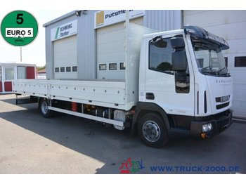 Iveco ML 75E18/P EuroCargo 7.10 Pritsche 3-Sitze Klima - dropside truck