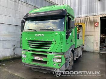 Dropside truck Iveco Stralis
