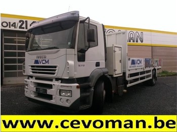 Iveco Stralis 270 - dropside truck