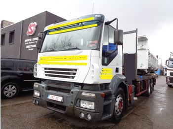 Iveco Stralis 350 no crane ohne cran - dropside truck