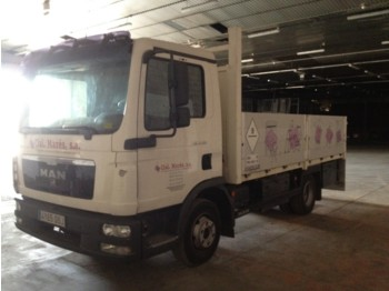 Dropside truck MAN 8180: picture 1