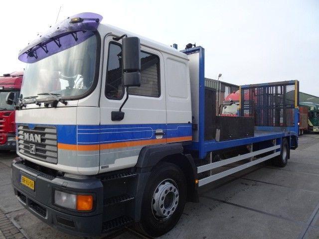 Dropside truck MAN M39 ME 18 250 4X2 BL - Truck1 ID: 1309416