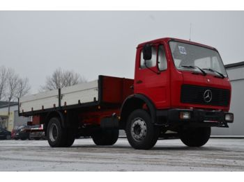 Magirus iveco 110 x 16 aw 4x4 dropside truck from denmark for Mercedes benz c380