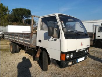 MITSUBISHI Canter FE331 left hand drive 3.3 diesel 4D30 engine - dropside truck
