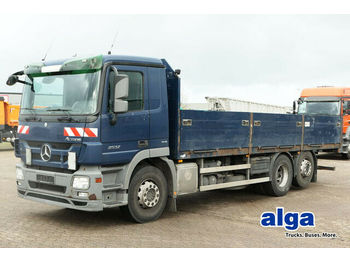 Dropside truck Mercedes-Benz 2532 L Actros 6x2, MP3, 7.200mm lang, wenig KM!!