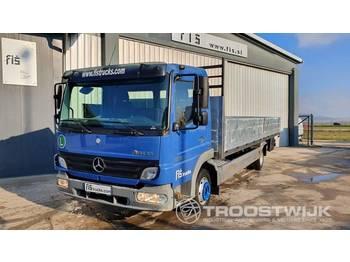 Mercedes-Benz ATEGO 816 - شاحنة مفصلية الجوانب