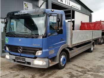 Mercedes Benz ATEGO 816 bluetec4 -stake body - dropside truck