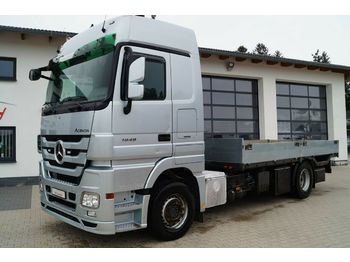 Mercedes-Benz Actros 1848L MP3 Maschinentransporter  - dropside truck