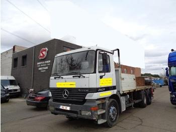 شاحنة مفصلية الجوانب Mercedes-Benz Actros 2631 Lames /steel