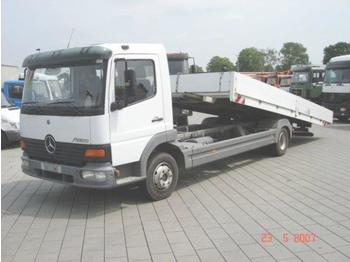 Mercedes-Benz Atego 817L 4x2 Umweltplakette Rot - dropside truck