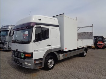 Dropside truck Mercedes-Benz Atego 823 + Manual + EURO 2
