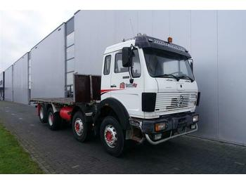 Mercedes-Benz SK2235 V8 8X2 MANUAL FULL STEEL HUB REDUCTION  - dropside truck