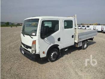 Dropside truck NISSAN CABSTAR 35.15 Crew Cab: picture 1