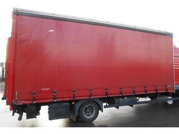 Dropside truck  / -  Pritschenaufbau mit Plane 6,6 m für MAN 8.220 / 8.240