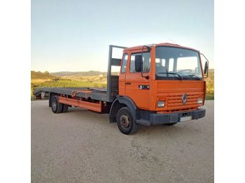 Dropside truck RENAULT Midliner S120 Turbo left hand drive Perkins electric winch